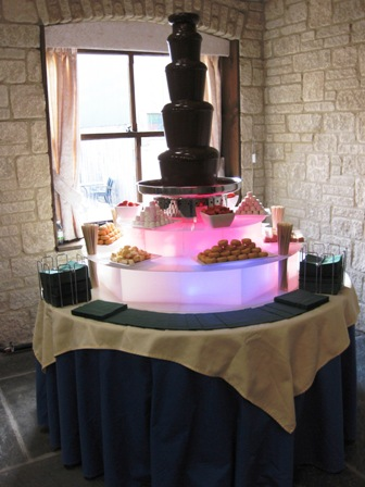 anniversary_chocolate_fountain_hire