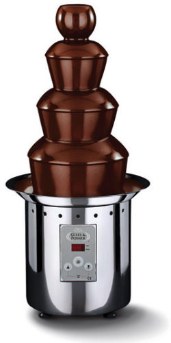 small_chocolate_fountain_hire